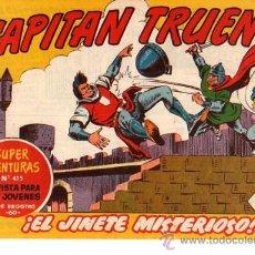 Tebeos - El Capitan Trueno (Bruguera) Nº 234 - 22270020