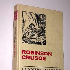 Livros de Banda Desenhada: ROBINSON CRUSOE. DANIEL DEFOE. FRANCISCO DARNÍS. HISTORIAS SELECCIÓN, BRUGUERA, 1969.. Lote 25735050