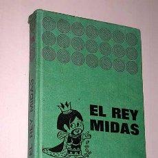 Tebeos: EL REY MIDAS Y OTROS CUENTOS. COLECCIÓN HEIDI Nº 6. BRUGUERA 1973. VARIOS AUTORES, VER.. Lote 25735064