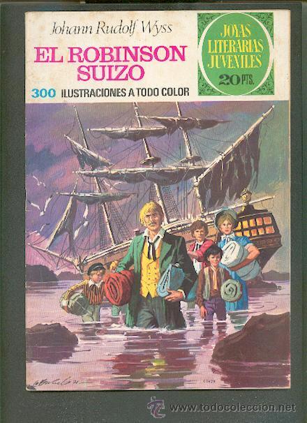 JOYAS LITERARIAS JUVENILES Nº 23, EDITORIAL BRUGUERA (Tebeos y Comics - Bruguera - Joyas Literarias)