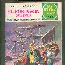 Tebeos: JOYAS LITERARIAS JUVENILES Nº 23, EDITORIAL BRUGUERA. Lote 138949629