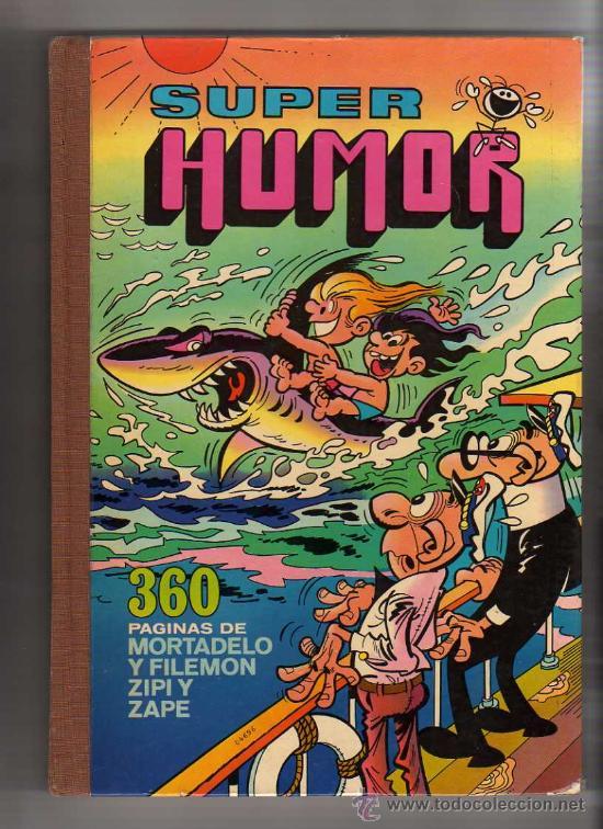 (M-1) SUPER HUMOR , VOLUMEN XIII, 1976 EDT BRUGUERA (Tebeos y Comics - Bruguera - Super Humor)
