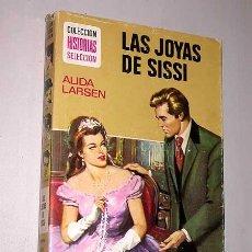 Tebeos: LA JOYAS DE SISSI. ALIDA LARSEN. TAMARIT, ROSO. HISTORIAS SELECCIÓN, BRUGUERA, 1976.. Lote 25853077
