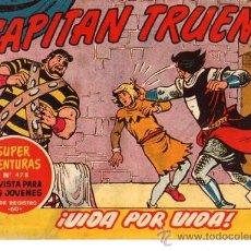 Tebeos - El Capitan Trueno (Bruguera) Nº 255 - 22370431