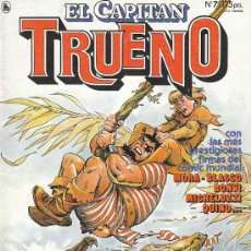 Tebeos: CAPITAN TRUENO Nº 7 (1986). Lote 22373331