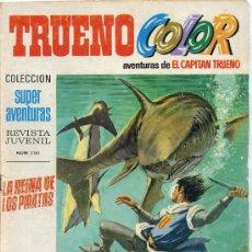 Tebeos: TRUENO COLOR (AÑO I 1969) Nº 9. Lote 26831950