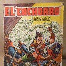 Tebeos: COMIC, ALMANAQUE 1957, EL CACHORRO, BRUGUERA. Lote 22459164