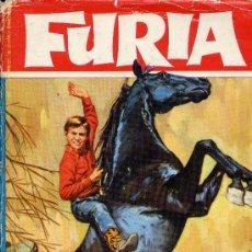 Tebeos: FURIA Nº9 (BRUGUERA, 1965). COLECCIÓN HÉROES. DIBUJOS DE OSETE (SIN FIRMAR). Lote 22465790