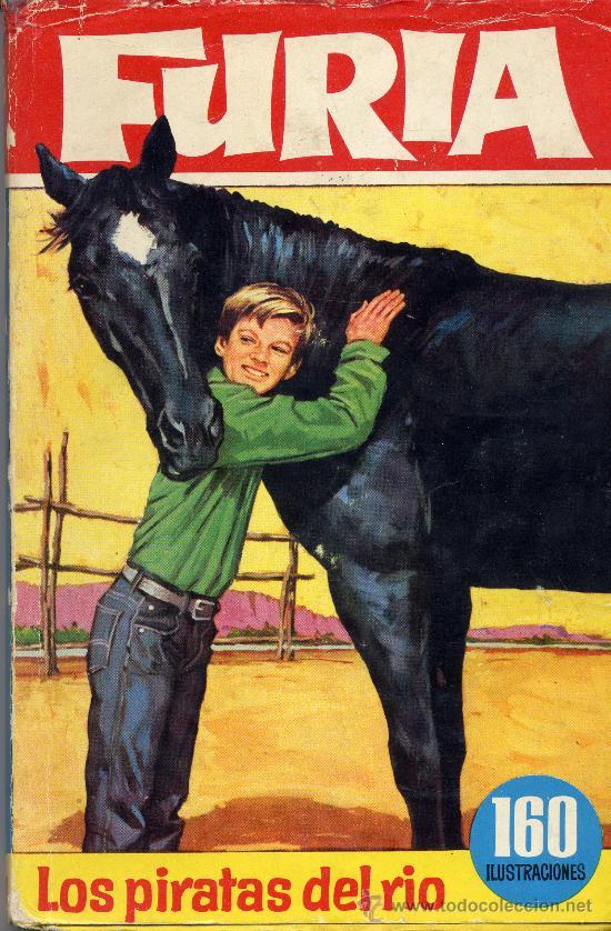 FURIA Nº26 (BRUGUERA, 1963). COLECCIÓN HÉROES (Tebeos y Comics - Bruguera - Otros)