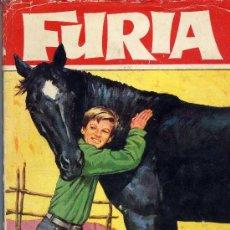 Tebeos: FURIA Nº26 (BRUGUERA, 1963). COLECCIÓN HÉROES. Lote 22465892