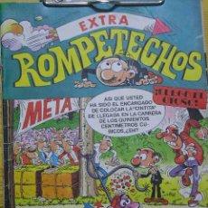 Tebeos - ROMPETECHOS Nº 63 EXTRA OTOÑO BRUGUERA 1984 ANACLETO BUDA DE JADE BARRA B ROBIN ROBOT TRAGACANTO - 22478939