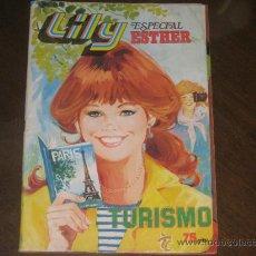 Tebeos: LILY ESPECIAL ESTHER - TURISMO. Lote 27467815