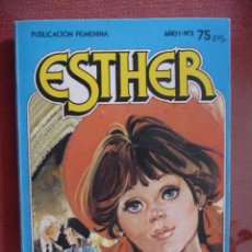 Tebeos: ESTHER POCKET. Nº 2. BRUGUERA. Lote 27472707