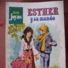 Tebeos: ESTHER Y SU MUNDO. SUPER JOYAS FEMENINAS Nº 1.. Lote 27472720