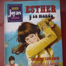 Tebeos: ESTHER Y SU MUNDO. SUPER JOYAS FEMENINAS Nº 9.. Lote 27495808