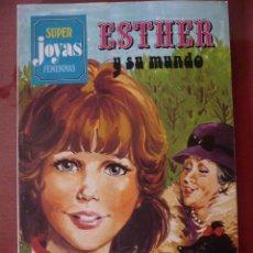 Tebeos: ESTHER Y SU MUNDO. SUPER JOYAS FEMENINAS Nº 20.. Lote 27495810