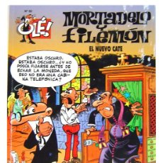 Tebeos: MORTADELO Y FILEMON - COLECCION OLE, Nº 80. Lote 27276628