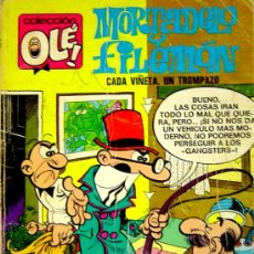 Tebeos: MORTADELO Y FILEMON - COLECCION OLE, Nº 86 , 2ª EDICION , 1975 , 50 PTS.. Lote 33961477