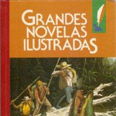 Tebeos: GRANDES NOVELAS ILUSTRADAS - Nº 6 - EDT. BRUGUERA, 1ª ED. 1985. Lote 26766338