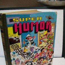 BDs: SUPER HUMOR VOLUMEN XXVII ( 27 ) 3ª EDICION.1983. Lote 22963334