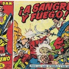 Tebeos: EL CAPITÁN TRUENO. CUADERNILLO REEDICIÓN DE 1986. ¡¡¡BRUGUERA AGONIZABA!!! Nº 1. Lote 26974278
