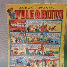 Tebeos: COMIC DE PULGARCITO, EL REPORTERO TRIBULETE, Nº 224, EDICIONES BRUGERA,. Lote 22949678