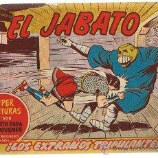 Tebeos: EL JABATO Nº 192.. Lote 22980461