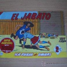 Tebeos: EL JABATO Nº 859, 1964. REEDICION. Lote 23116828