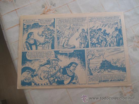 Tebeos: EL CAPITAN TRUENO 341,BUENO. - Foto 2 - 23148838