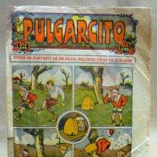Tebeos: MUY RARO, COMIC PULGARCITO, EDITORIAL BRUGUERA, Nº 222,ORIGINAL, AÑOS 20, . Lote 23137709