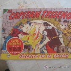 Tebeos: EL CAPITAN TRUENO 341,BUENO.. Lote 23148838