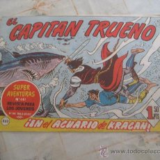 Tebeos: EL CAPITAN TRUENO 323,BUENO.. Lote 23149800
