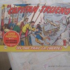 Tebeos: EL CAPITAN TRUENO 391.. Lote 23150177
