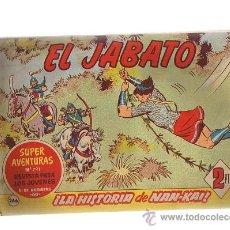 Tebeos: EL JABATO Nº 266.. Lote 23178487