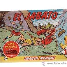 Tebeos: EL JABATO Nº 216.. Lote 23181616