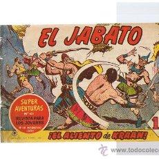 Livros de Banda Desenhada: EL JABATO Nº 10.. Lote 23182671