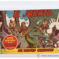 Tebeos: EL JABATO Nº 11.. Lote 23182702