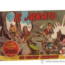 Tebeos: EL JABATO Nº 11.. Lote 23184541