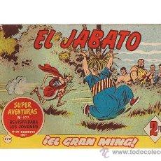 Tebeos: EL JABATO Nº 272.. Lote 23186688