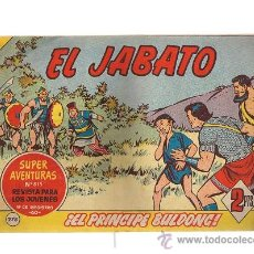 Tebeos: EL JABATO Nº 278.. Lote 23186725
