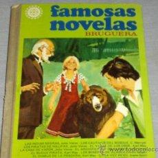 Tebeos: FAMOSAS NOVELAS Nº XI. BRUGUERA 1ª EDICIÓN 1978. DIFÍCIL!!!!!!!. Lote 23231568