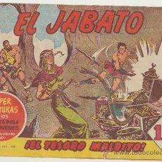 Tebeos: EL JABATO Nº 11.. Lote 23283412