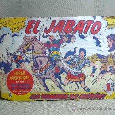 Tebeos: COMIC, EL JABATO, LA SOMBRA DE NERON, Nº18, BRUGUERA. Lote 23677400