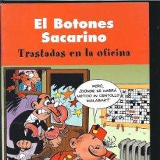 Tebeos: BOTONES SACARINO TRASTADAS EN LA OFICINA. Lote 23333607