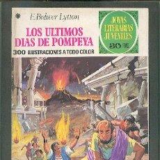 Tebeos: JOYAS LITERARIAS JUVENILES Nº 25, EDITORIAL BRUGUERA. Lote 23343074