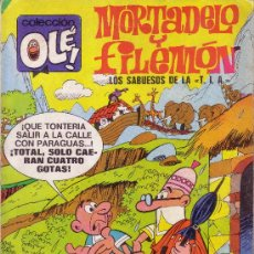 Tebeos: MORTADELO Y FILEMON COLECCION OLE Nº 45 - BRUGUERA - 1984 . Lote 23369709