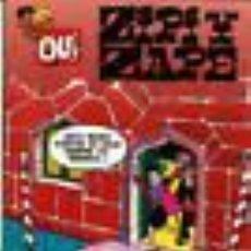Tebeos: CÓMIC BRUGUERA -ZIPI Y ZAPE Nº 7 ED.B 1993 FORMATO PEQUEÑO. Lote 27024034