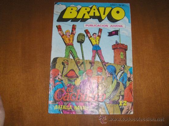 BRAVO SERIE EL CACHORRO NUMERO 47 (Tebeos y Comics - Bruguera - El Cachorro)