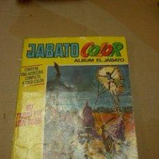 Tebeos: JABATO COLOR, SUPERAVENTURAS, ALBUM, UN TRIUNFO DE VAN DONG. Lote 23414562