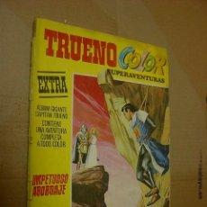 Tebeos: CAPITAN TRUENO, COLOR, SUPERAVENTURAS, EXTRA, ALBUM Nº 16. Lote 23415863